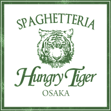 SPAGETTERIA Hungry Tiger Osakahommachi