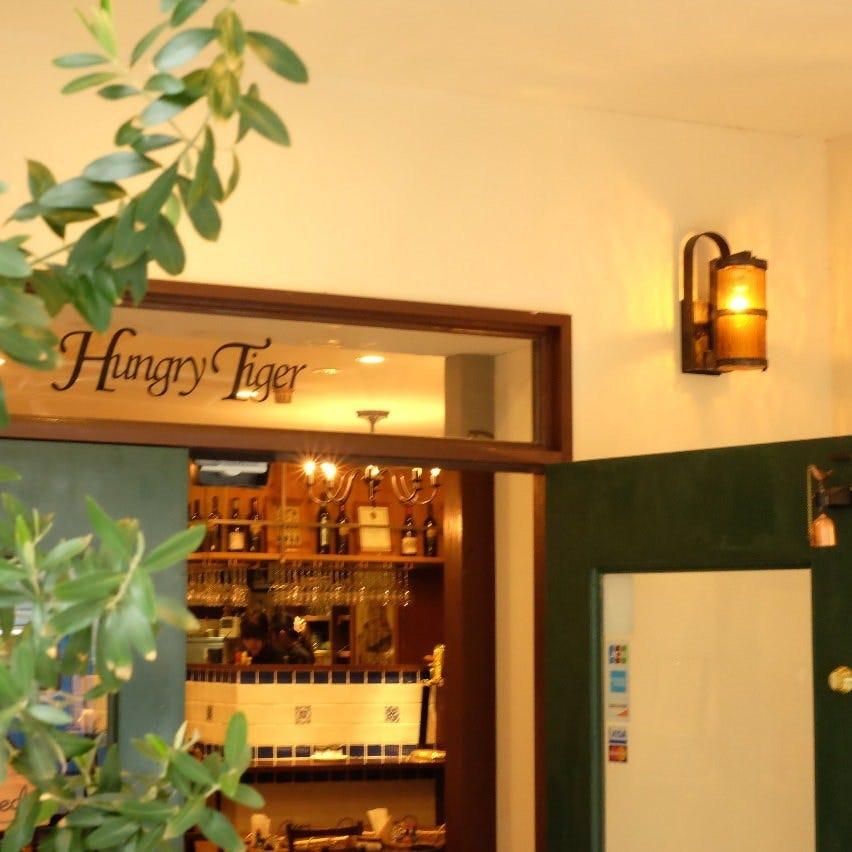 イタリア料理 ハングリータイガー 大阪 本町
