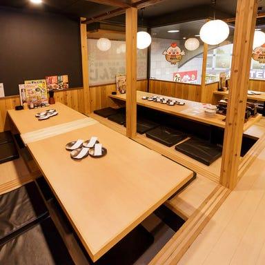 全品288円食べ飲み放題 焼鳥ぎんじ -Ginji- 伏見桃山店 店内の画像
