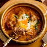 南欧風のお料理も お楽しみください