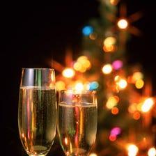 シャンパン含む飲み放題付きコース
