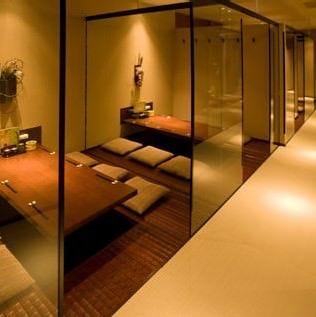 ◆◆用途に合わせて選べる個室◆◆