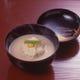 当店名物の『京の白味噌椀』
