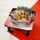 お祝い懐石では『鯛金銀焼き』をお楽しみいただけます!