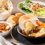 ◆コース◆ カジュアルに楽しむ創作フランス料理がズラリ