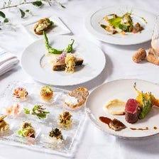 【2・3階 Restaurant】特選素材の上質な味わいを存分に。シェフのスペシャルコース『Menu Chef's Special』