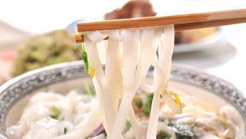 自家製米麺!旨味が詰まったフォー