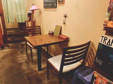 ハノイカフェ  店内の画像