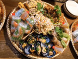 オードブルも承ります!5000円税抜 東南アジアの料理を食卓でお愉しみください♪
