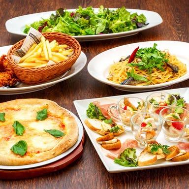 イタリア食堂 ポルチェリーノ ペリエ千葉店 コースの画像