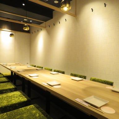 全席個室 ウメ子の家 岡山本町店 店内の画像