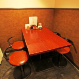 奥テーブル席★グループでのご利用に最適です♪