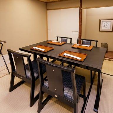 京料理 卯柳  店内の画像