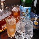 京都の地酒は京料理との相性◎飲み放題では焼酎やハイボールも