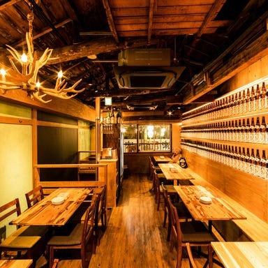 肉バル&牡蠣バル ほいさっさ 蒲田店  店内の画像