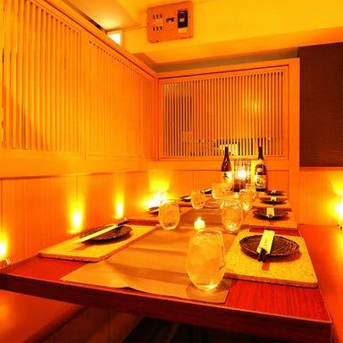 完全個室居酒屋 食佑衛門 新橋店  店内の画像