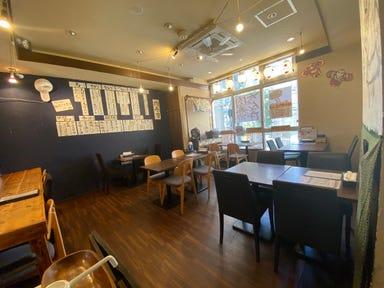 肉炙寿司 ちょんまげ  店内の画像