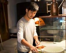 修業で磨いた味がピッツァにも顕れる