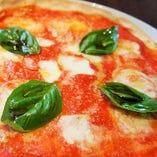 薄焼きクリスピーピザ Pizza