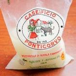 イタリア産水牛のmozzarella【イタリア カゼルタ】