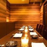 ■テーブル 完全個室 10名~14名様