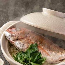 ◆自慢の鯛飯◆