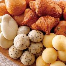魅力あふれるパン