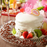 記念日、誕生日会に大活躍の『サプライズケーキ』♪