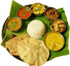Andhra kitchen