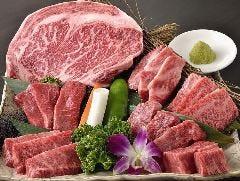 【豪華】和牛食べつくし7種盛り