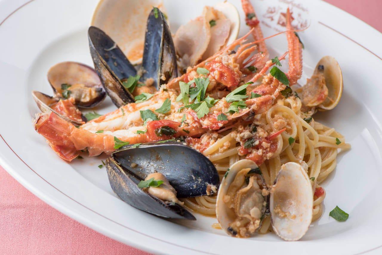 ■イタリア料理を忠実に再現した品々