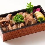 カルビ重弁当(タレ・塩だれ)