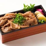 豚カルビ弁当(タレ・塩だれ)