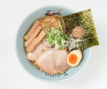 特製醤油ラーメン(札幌ら~めん共和国限定)