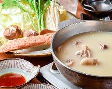 博多名物!水炊き鍋!!!