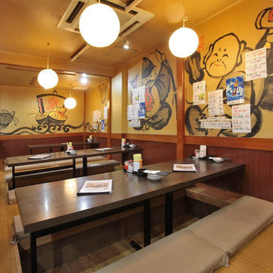 魚鉄食堂  店内の画像