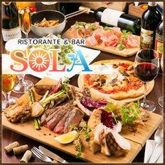 肉バル×創作イタリアン SOLA