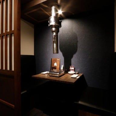 神戸牛取扱店 焼肉 もとやま 本店 店内の画像