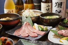 神户牛取扱店 烧肉 もとやま 本店