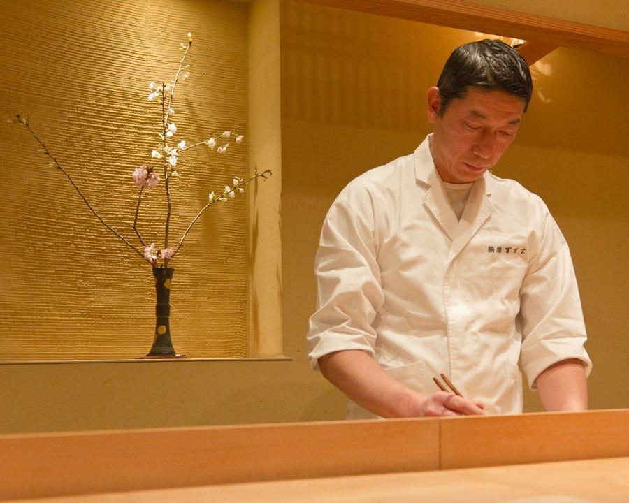 海外で研磨した熟練技が光る日本料理