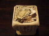 三陸産カキ焼き