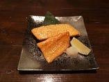 サーモンのハラス焼き