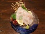 八戸産ソイ刺
