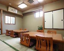 2~10名様まで収容可能な座敷個室