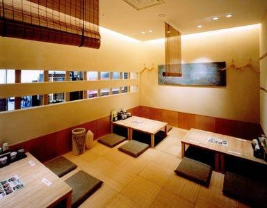 矢まと ペディ汐留店 店内の画像