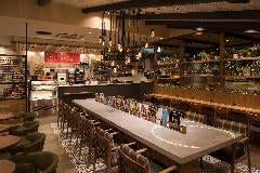 エ・プロント Caffe&bar ルミネ大宮店