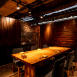 【半個室エリア】テーブル半個室×6部屋