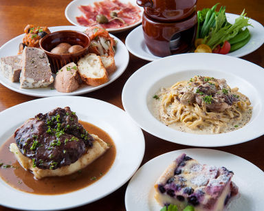 自然派ワインとジビエのイタリア食堂 diritto  こだわりの画像
