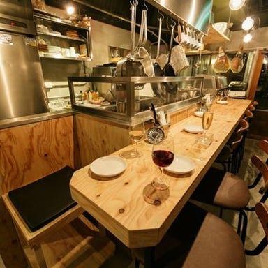 肉バル ブラチョーラ 高円寺 店内の画像