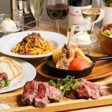 ◎肉とおでんの宴会コース 3500円~